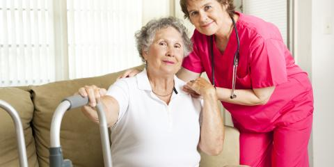 The Benefits of Home Health Care, St. Louis, Missouri