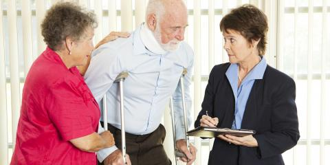 The Difference Between Workers' Compensation & Personal Injury, Boston, Massachusetts