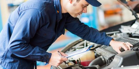 Passing State Inspections With Proper Auto Maintenance, Kannapolis, North Carolina