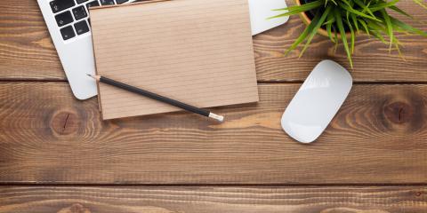 3 Benefits of Genuine Wooden Office Furniture, Manhattan, New York