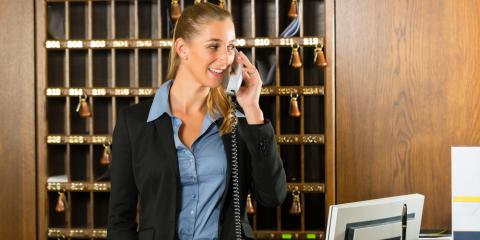 4 Phone Etiquette Tips for Hotel Employees , Irving, Texas