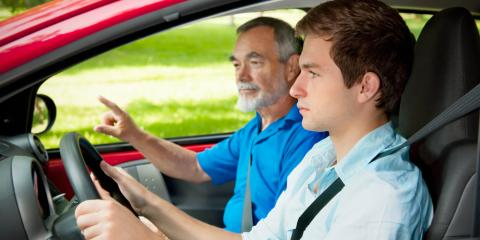 What Should You Look for in a Driving School Instructor?, Cincinnati, Ohio