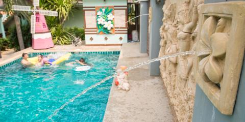 3 Water Features to Add to Your Pool, Ewa, Hawaii