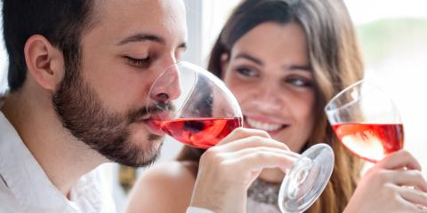 Date Night Tips: How to Taste Wine Properly , ,