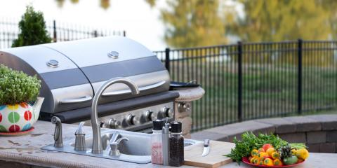 3 Benefits of Outdoor Kitchens, Farmers Branch, Texas