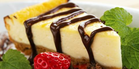 Catering Menu Offers Delicious National Dessert Month Selections, Kalispell, Montana