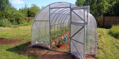 Which Is Better: A Glass or Poly-Carbonate Greenhouse?, Spring Valley, New York
