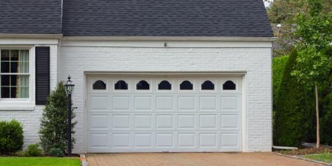 How to Choose a Garage Door, Creston-Bigfork, Montana