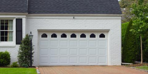 3 Compelling Benefits of a New Garage Door, Wentzville, Missouri