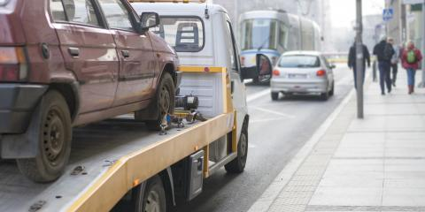 Your Guide to Rollback Towing Services, St. Louis, Missouri