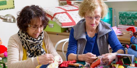 A Guide to Hand Quilting Stitches, Columbia, Missouri