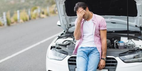 Towing Tips: What to Do If Your Car Breaks Down on the Road, Geneseo, New York