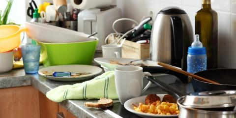 Does a Clean Home Reduce Stress? , ,