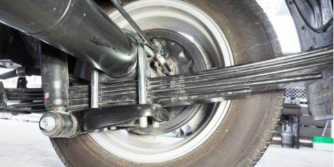 Truck Part Experts on the Difference Between Coil & Leaf Springs, Hobbs, New Mexico