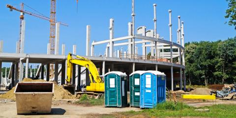 Frequently Asked Questions About Port-A-Potty Rentals, Oakvale, West Virginia