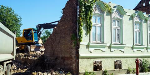 3 Reasons to Hire Professionals for Residential Demolition Projects, Chillicothe, Ohio
