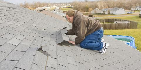 At What Speed Will Wind Damage My Residential Roofing?, McKinney, Texas