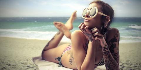5 Tattoo Shop Tips on Tattoo Sun Protection, Walden, New York