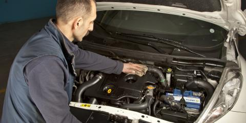 3 Clues Your Car's Transmission Fluid Is Leaking, High Point, North Carolina