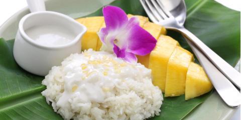 Thai Dishes 101: Thai Mango Sticky Rice Recipe, Kahului, Hawaii
