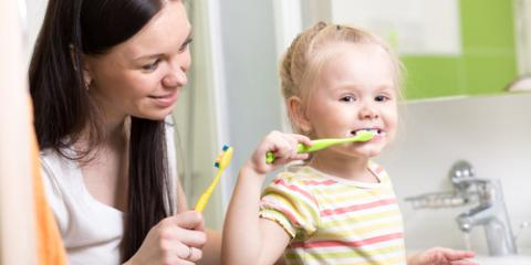 How to Teach Your Little One to Brush & Why It Matters, Anchorage, Alaska