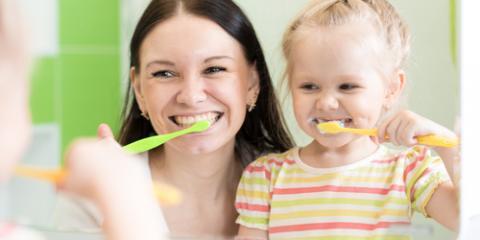 How You Can Celebrate National Children's Dental Health Month , Honolulu, Hawaii