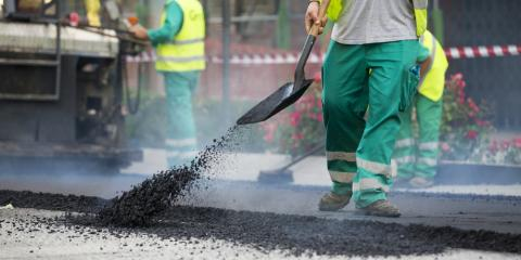What to Ask a Prospective Paving Contractor, London, Kentucky