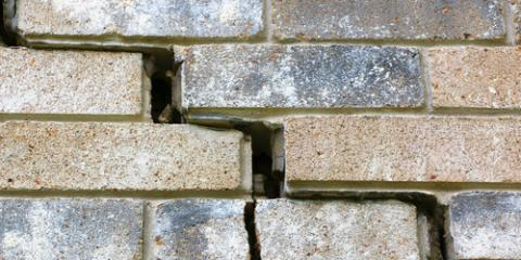 3 Common Types of Foundation Repairs, Pond Creek, Kentucky