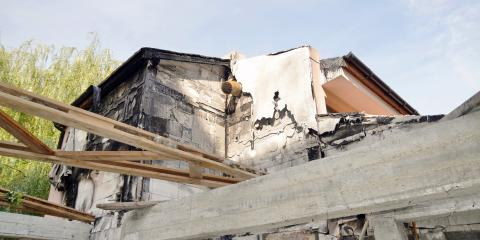 3 Steps to Take After Smoke & Fire Damage Your Home, Russellville, Arkansas