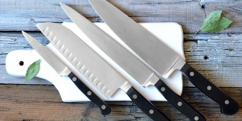 3 Tips for Packing Knives When Moving, Fairfield, Ohio