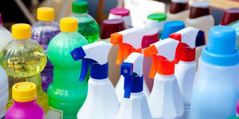 What Are the Impacts of Traditional Cleaning Supplies?, Oakwood, Georgia