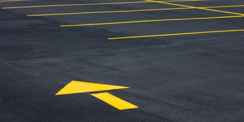 How Repaving Your Parking Lot Will Benefit Your Business, High Point, North Carolina