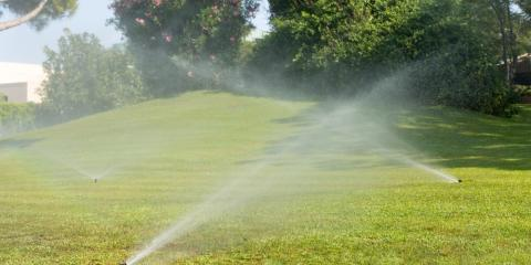 Lawn Sprinkler System FAQ, Columbia, Missouri