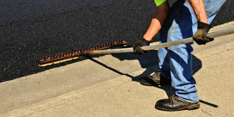 Top 3 Signs Your Asphalt Needs Repaving, Whitewater, Ohio