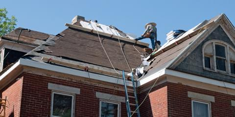How to Tell if You Need Roof Repair or a New Roof Installation, Four Mile, Nebraska