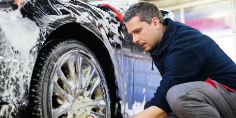 3 Tips for Washing Your Car Without Causing Damage, ,