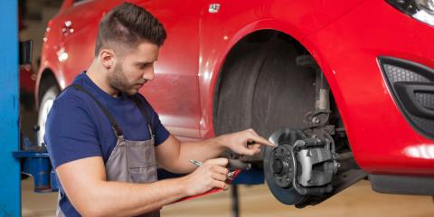 Which Components Make up Your Brakes?, Nicholasville, Kentucky