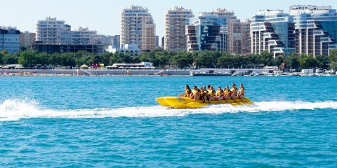 What Is Banana Boating & Why Is It the Perfect Party Idea?, Honolulu, Hawaii