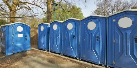 4 Etiquette Tips When Using a Portable Toilet, Mount Pleasant, Pennsylvania