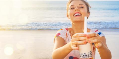 The Origins of Bubble Tea, a Fun & Delicious Drink, Waialua, Hawaii