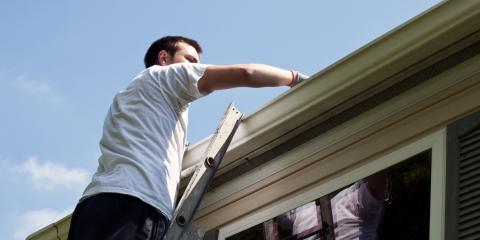 How Often Should You Clean Your Gutters?, Deep River, Connecticut