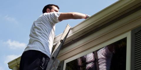 An Introduction to Gutter Maintenance, Siren, Wisconsin
