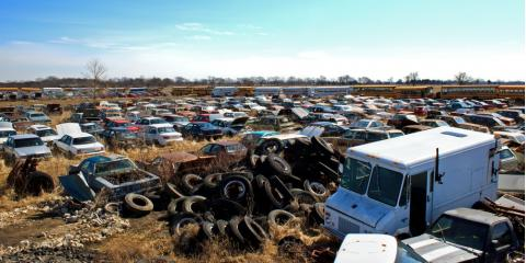 How Do Junk Cars Get Recycled?, Philadelphia, Pennsylvania