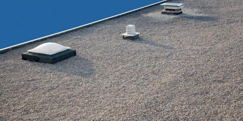 3 Drainage Options for Flat Roofs, Stamford, Connecticut