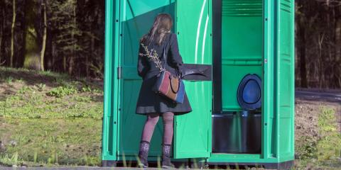 How to Plan for Portable Toilets for Your Guests, Brady, Michigan