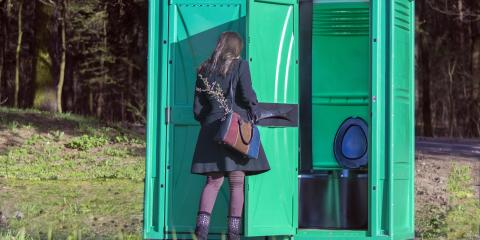 3 Reasons to Rent a Portable Toilet, Oxoboxo River, Connecticut