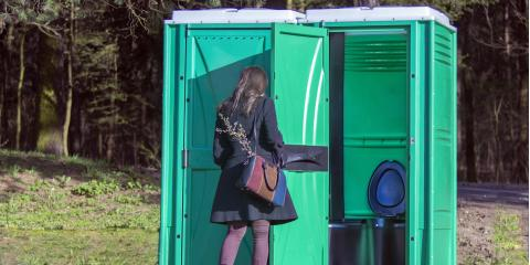 Do's & Don'ts of Porta Potty Placement at an Outdoor Event, Fairbanks, Alaska
