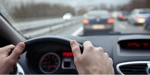 4 Steps to Safely Handle Brake Failure When Driving, Dayton, Ohio