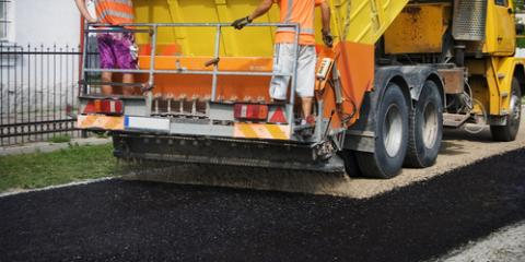 4 Common Questions About Asphalt Paving, Shakopee, Minnesota