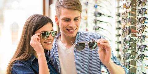 Your Guide to Choosing the Perfect Pair of Sunglasses, High Point, North Carolina